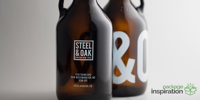 Steel & Oak Beer