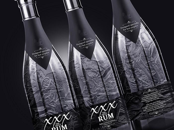 XXX THE ADULT RUM6