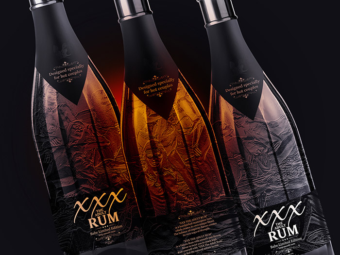 XXX THE ADULT RUM8