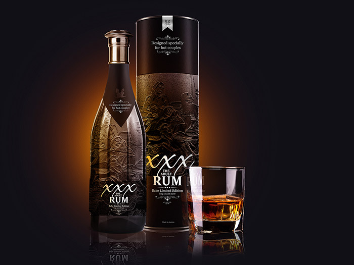 XXX THE ADULT RUM9