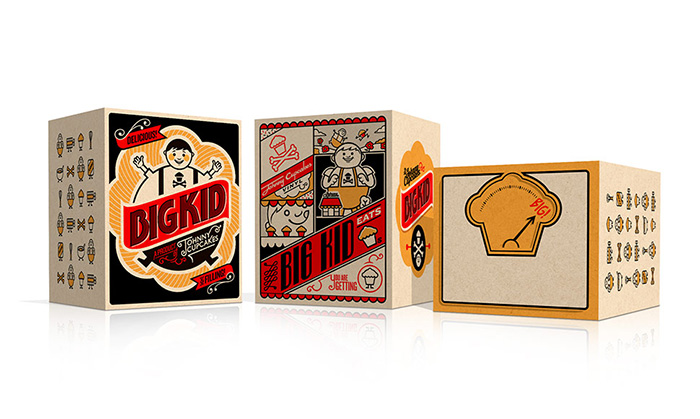 Johnny Cupcakes Big Kid