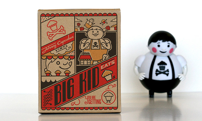 Johnny Cupcakes Big Kid5