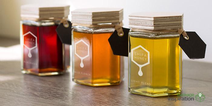 Shifa Honey Daily Package Design Inspirationdaily