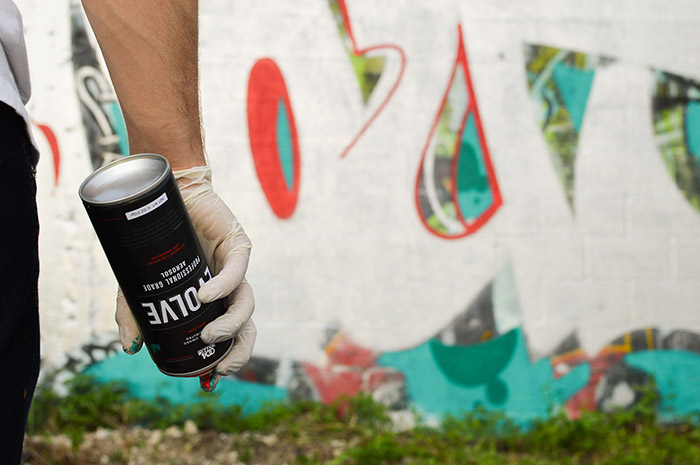 EVOLVE SPRAY PAINT12