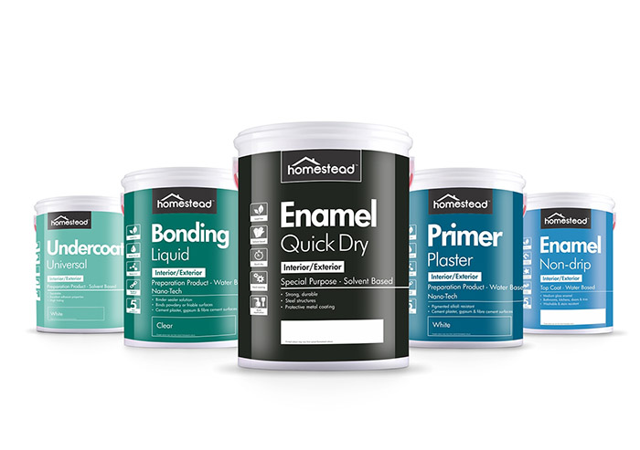 Homestead Paint Range - Daily Package Design InspirationDaily ...