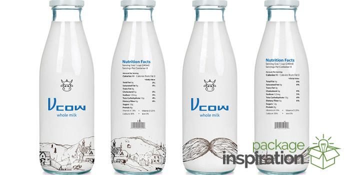 Vcov milk