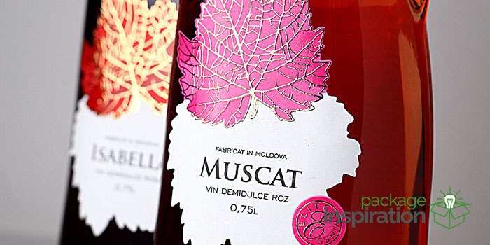 Wine Label Design