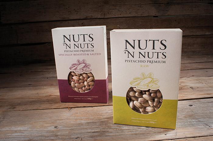 NUTS 'N NUTS4