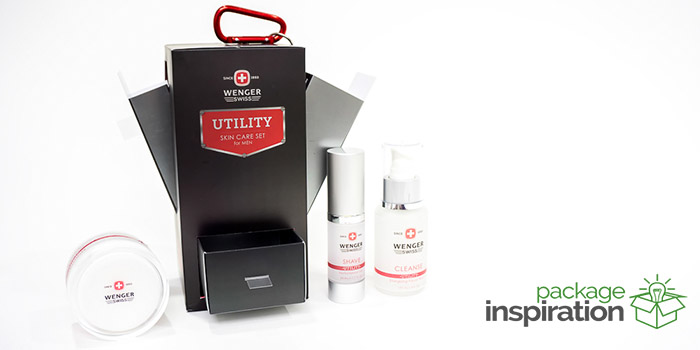 Wenger Swiss Utility Skin Care Set for Men