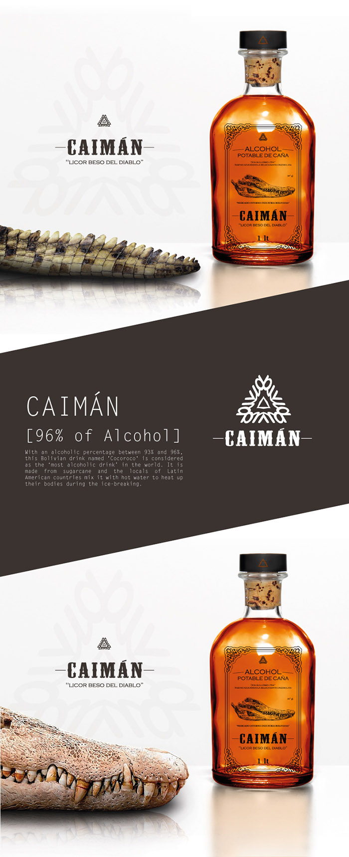 Caimán Alcohol Drink5