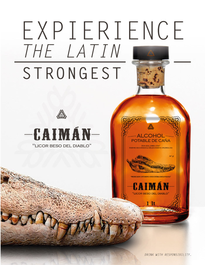 Caimán Alcohol Drink7