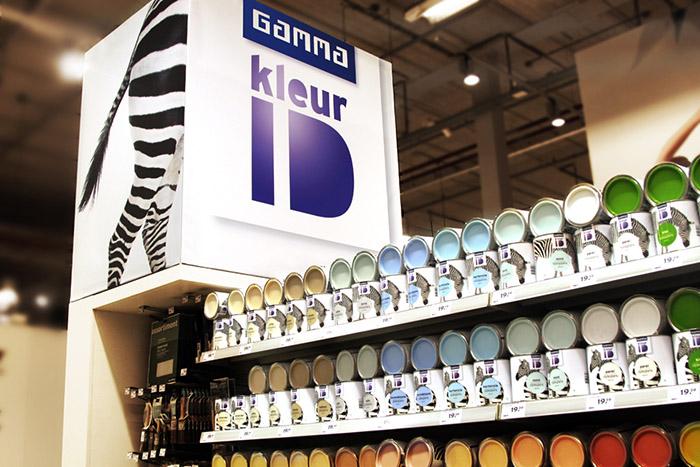 Gamma ColorID2
