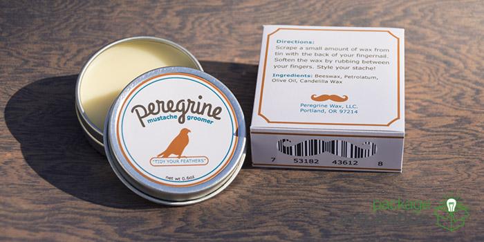 Peregrine Mustache Wax