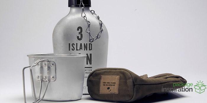 3 ISLAND GIN