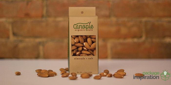 Canopie Organic Nuts