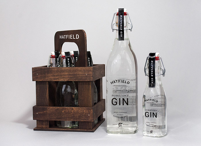 Hatfield Hometown Gin