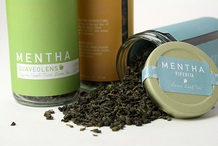 Mentha Loose Leaf Tea7