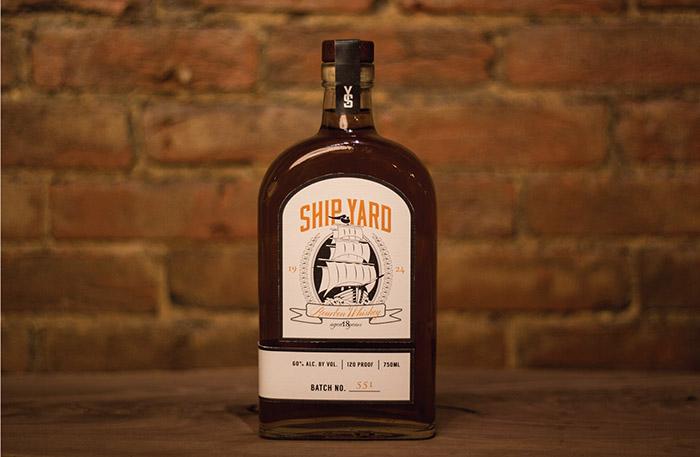 Ship Yard Whiskey