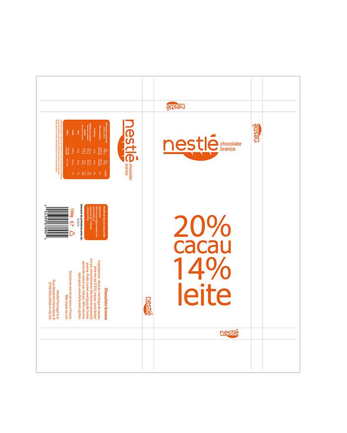 Nestlé Rebranding