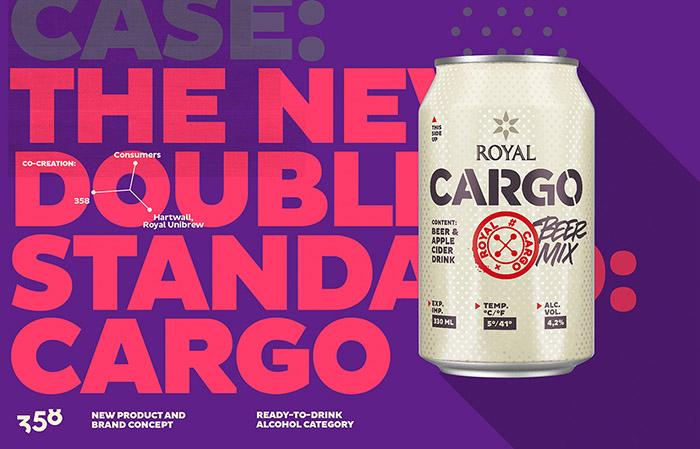 Royal Cargo