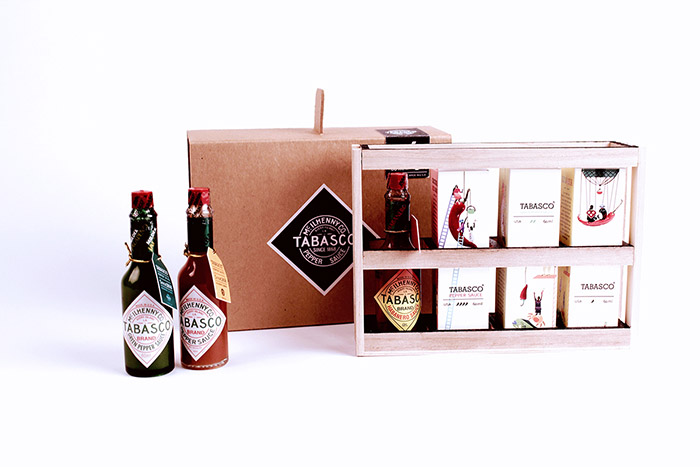 TABASCO Gift Box15
