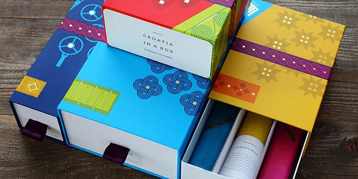 Croatia in a Box