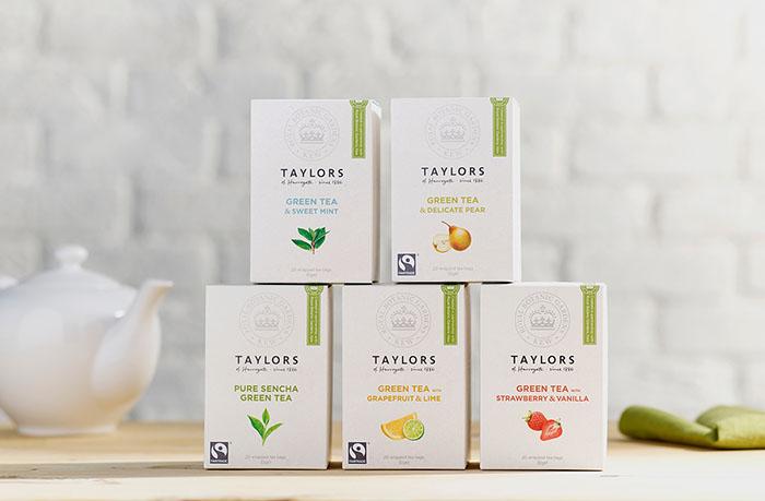 Kew Green Teas