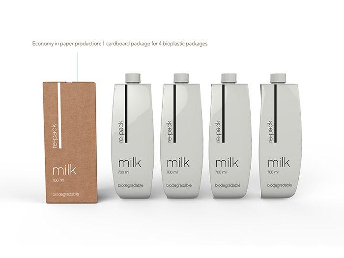 Re-Pack Milk4