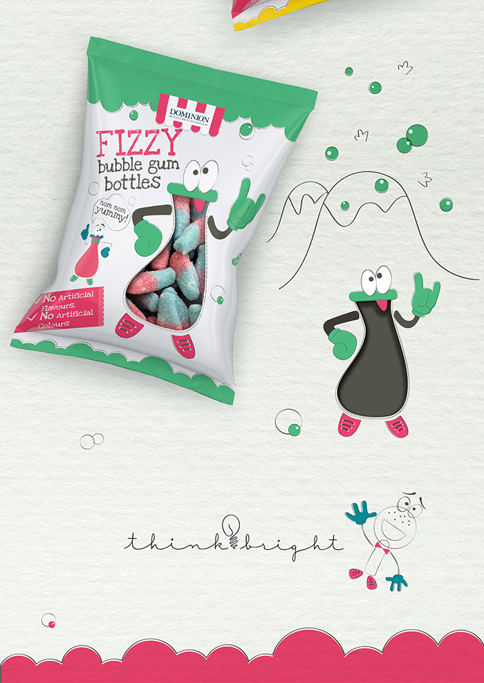 Fizzy Jellies Sweets4