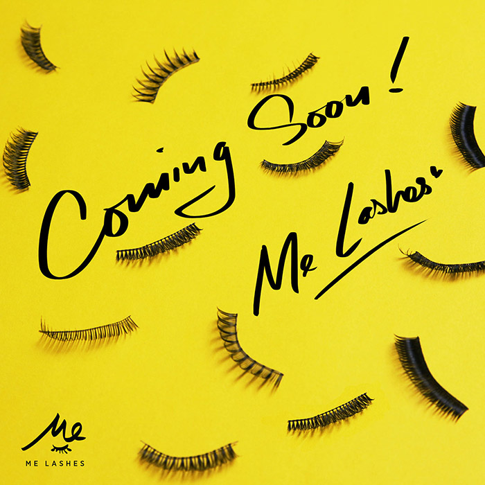 Me Lashes Coming Soon