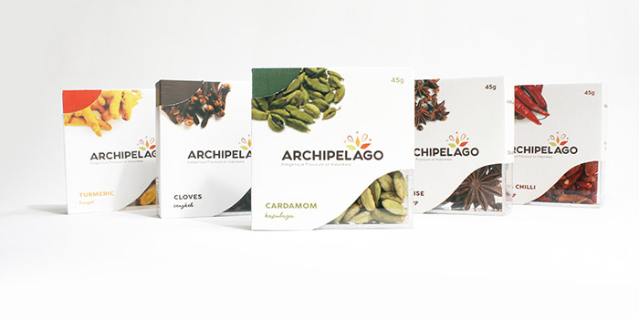 Archipelago Herbs And Spices Daily Package Design