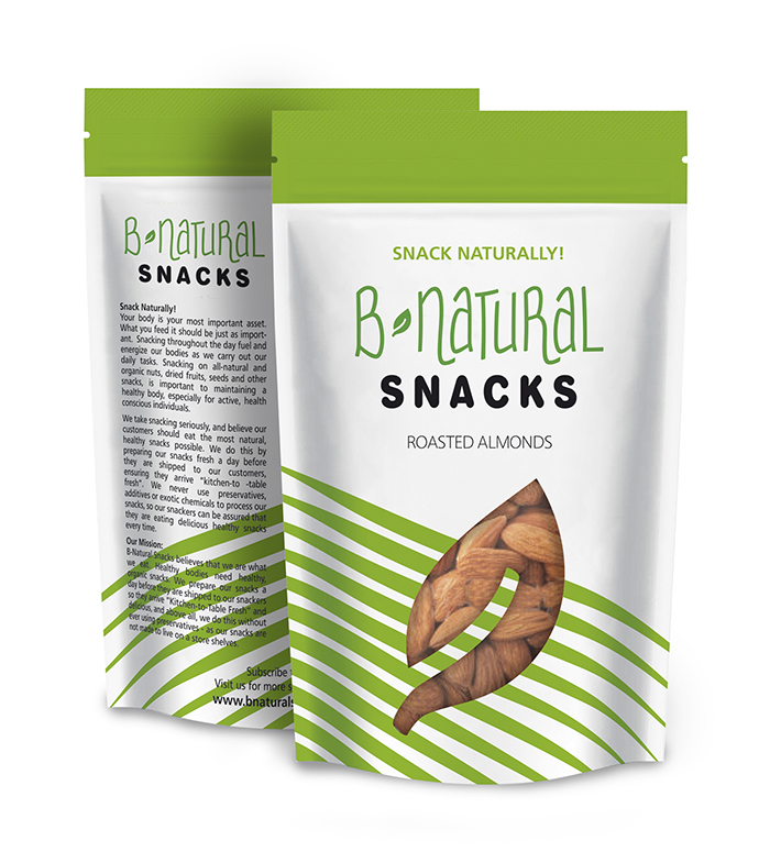 B-NATURAL SNACKS