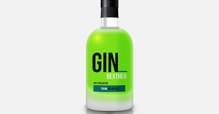 Bexther Dry Gin2