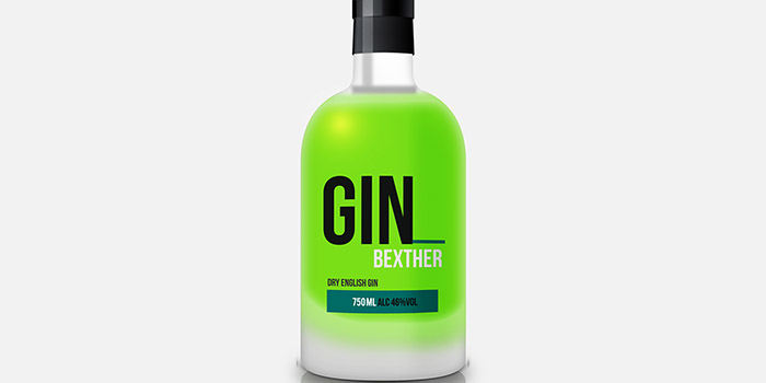 Bexther Dry Gin