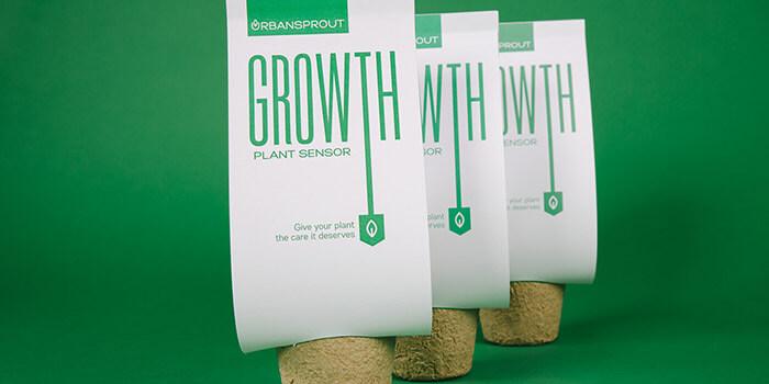 Growth Plant Sensor