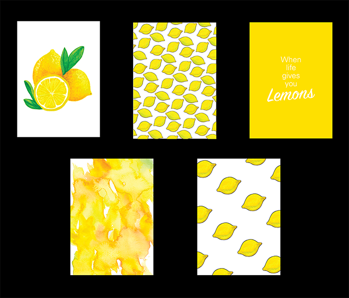 Lemon Recipe Cards5