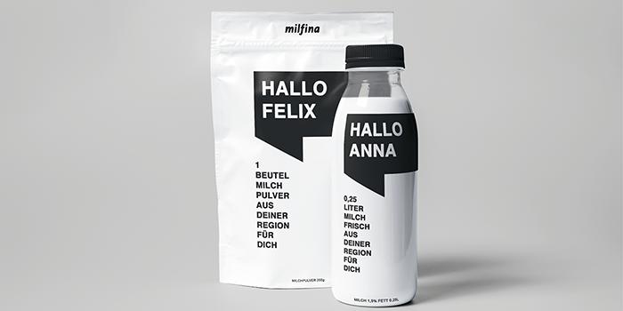 Milfina Milk