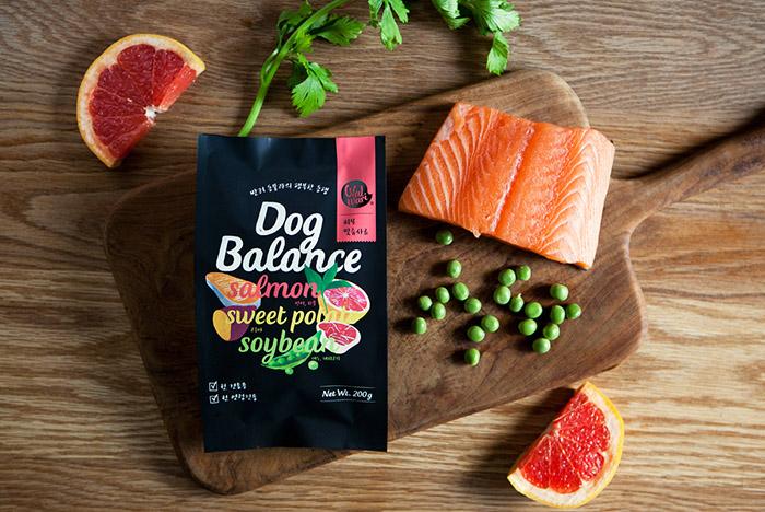 Dog Balance8