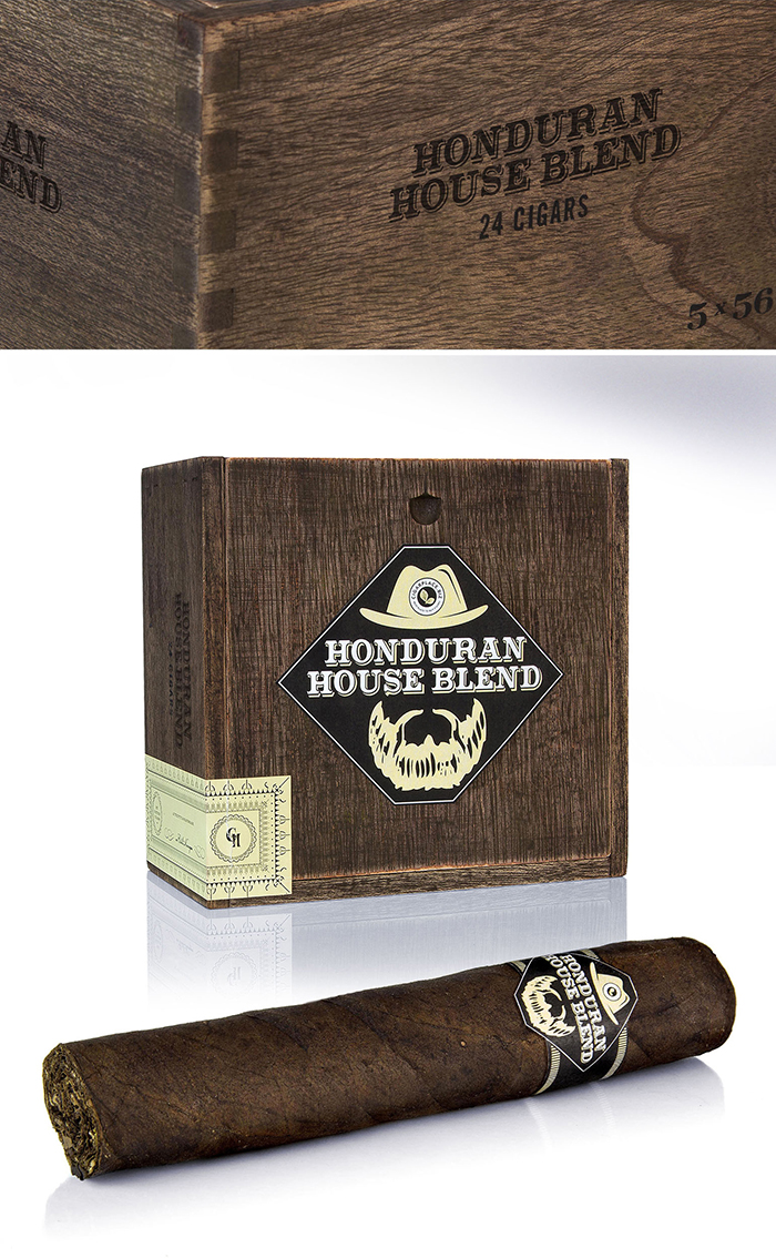 Authentic cigars Honduran House Blend_3