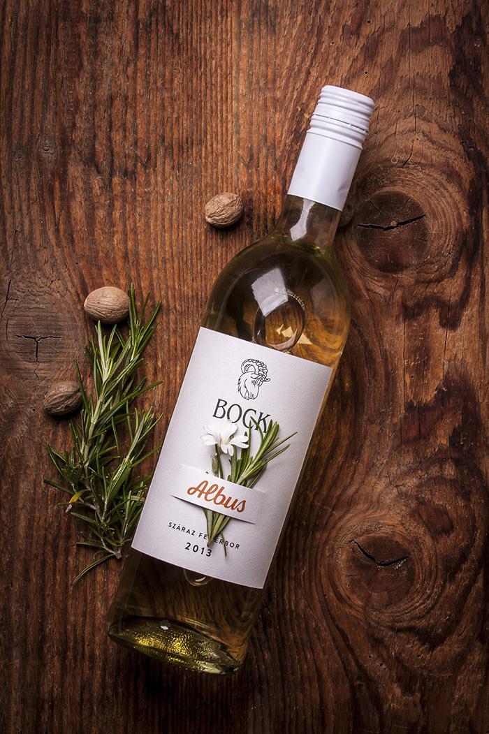 Bock Albus Wine4