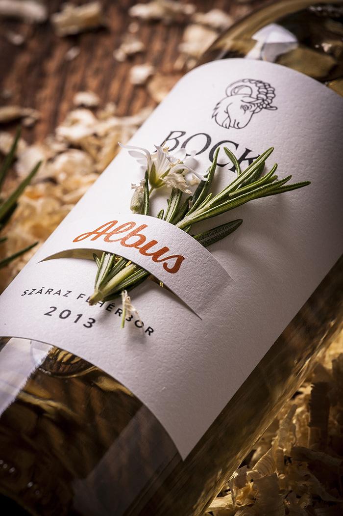 Bock Albus Wine6