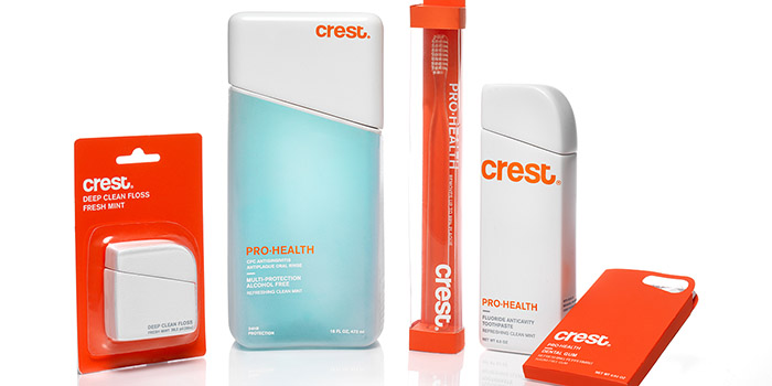 Crest Rebrand