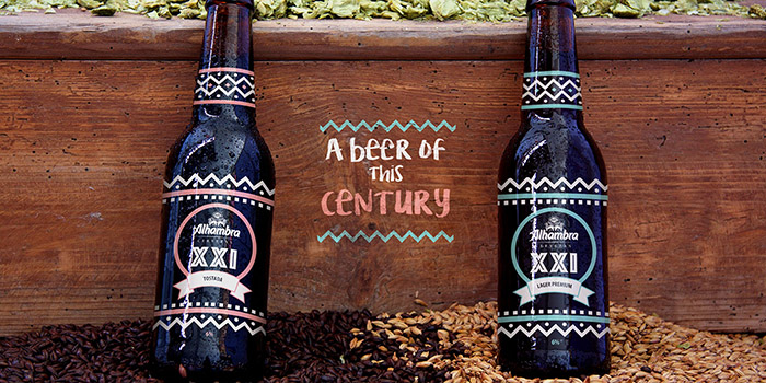 XXI A BEER