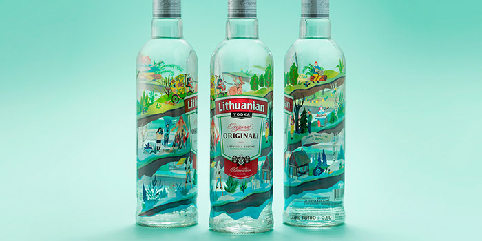 Lithuanian Vodka