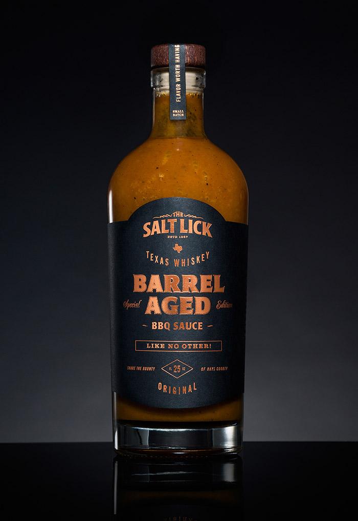 The salt lick bbq sauce