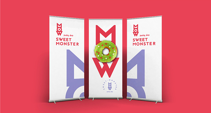 20_sweet-monster_pastry-shop_rollup-banner