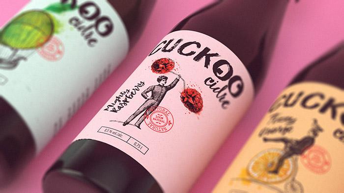 Cuckoo Cidre