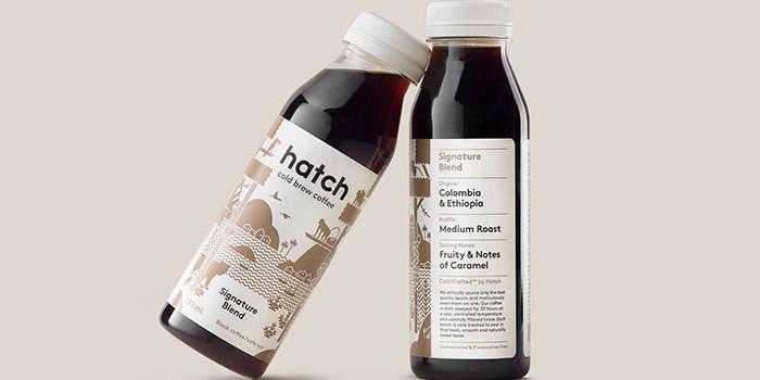 Hatch Cold Brew Coffee