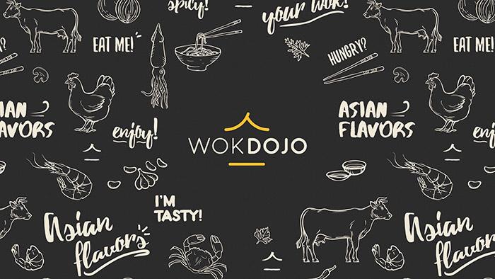 WokDojo by Purple Dash - Blackboard