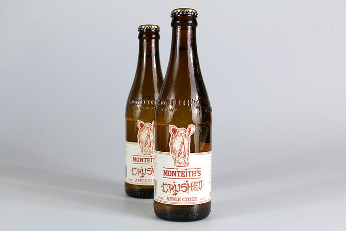 Monteiths Cider FMCG Packaging2